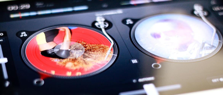 DJ Saarland - DJ-Programm Ipad